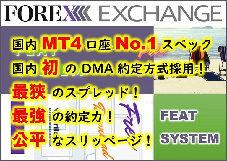 MT4-EA フリーダウンロードサービス「FEAT System」